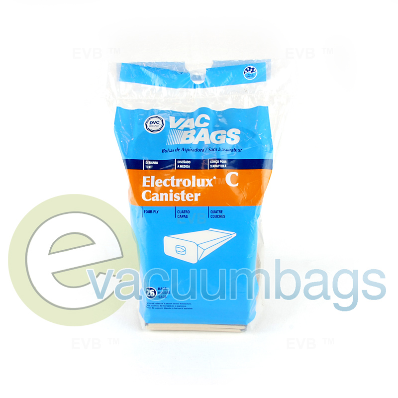 Electrolux 409715 Style C Paper Vacuum Bags