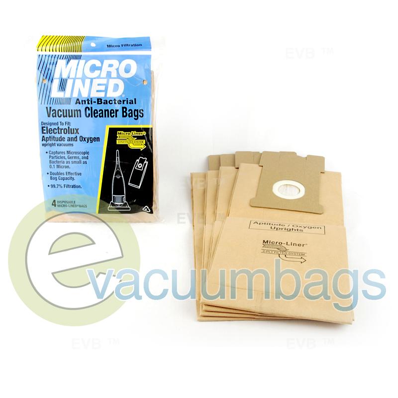 Electrolux Aptitude Amp Oxygen Vacuum Cleaner Bags 464279