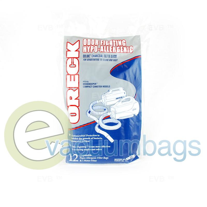 Oreck Vacuum Bags