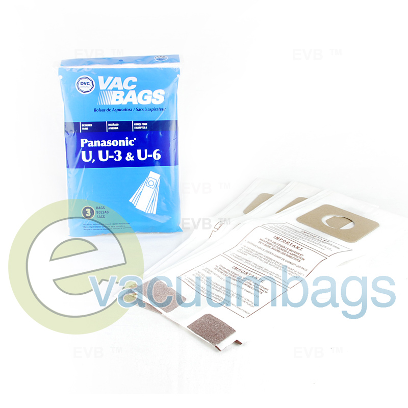 panasonic mc-4760 vacuum bags how to change