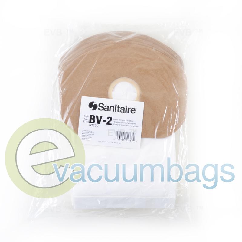 Eureka Backpack Style Bv Paper Vacuum Bags 10 Pack 62370
