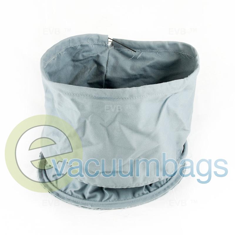 Clarke 600 Genuine Cloth Vacuum Bags 650604