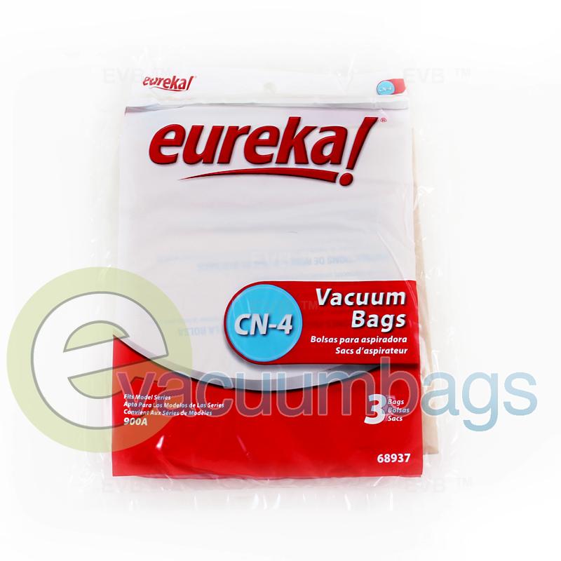 Eureka 900a Series Style Cn 4 Paper Vacuum Bags 3 Pack 68937 6