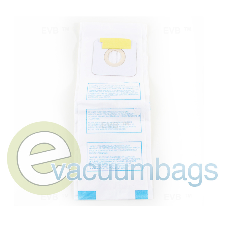 Panasonic Type U U 3 Amp U 6 Vacuum Bags By Envirocare 816
