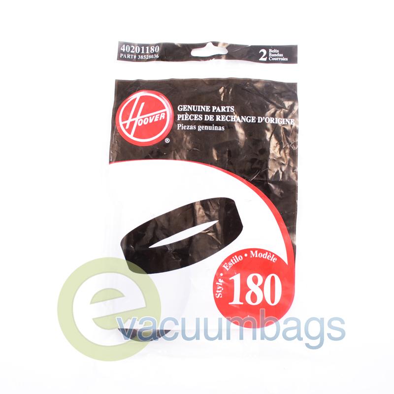 Hoover Style 180 Agitator Idler Belt 40201180