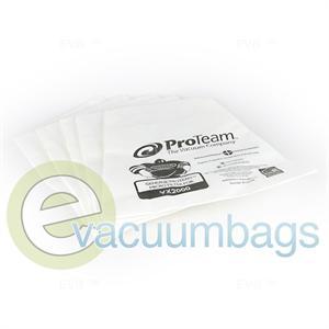 Proteam Vx2000 Backpack Intercept Vacuum Bags 5 Pack 103738
