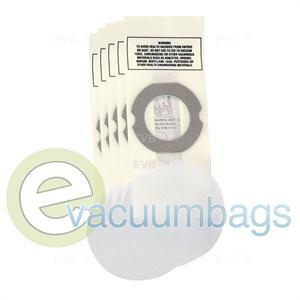 Shop Vac Hippo Portable Paper Vacuum Bags