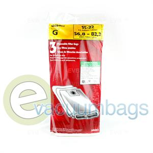 Shop Vac Style G Vacuum Cleaner Bags