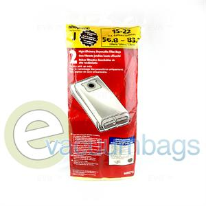 Shop Vac Type J Vacuum Bags