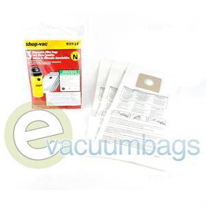 Shop Vac Style N Vacuum Bag